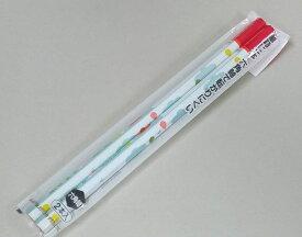 三菱鉛筆 hahatoco(ハハトコ)赤えんぴつ(2本組)