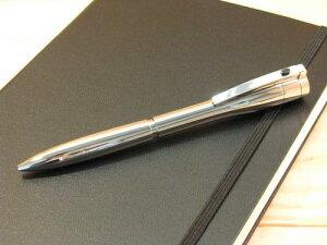 ネームペン キャップレスエクセレント シャインシルバー 既製品タイプ シャチハタ