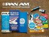 Pan am TRAVELERS notebook x traveler's notebook pen holder