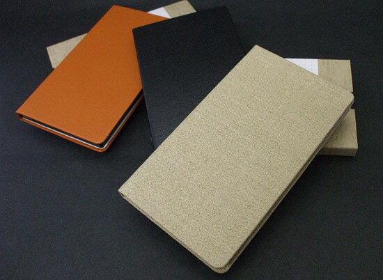 MUCU POCKETBOOK (NOTE)ムク ポケットブック (ノート/合成皮革カバー)