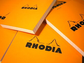 BLOC RHODIA No14 block Rhodia No14 (110 x 170 mm)