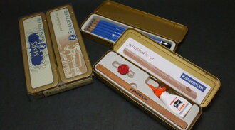STAEDTLER STAEDTLER ルモグラフ pencil historical pencil set