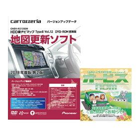 カロッツェリア HDD楽ナビ 地図更新ソフト オービスセット品 CNDV-R21200H+CNAD-OP19II/在庫有