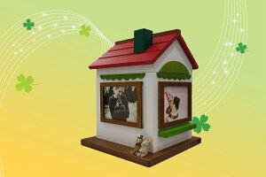 *小型メモリアルボックス*☆自宅供養 ドールハウス☆