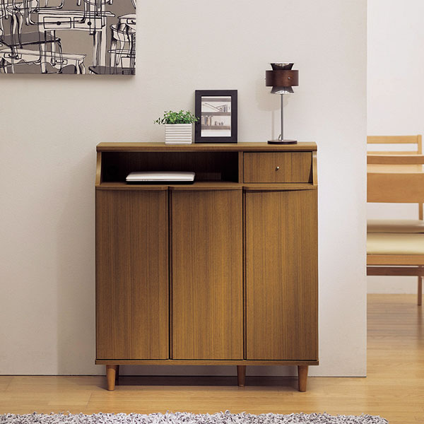 Exceptional Cabinet Nordic Fashionable Living Storage Phone Units Living Room Cabinet  Doors Bookcase Side Cabinet Modem Storage Router Storage Sideboard Fax  Units ... Part 6