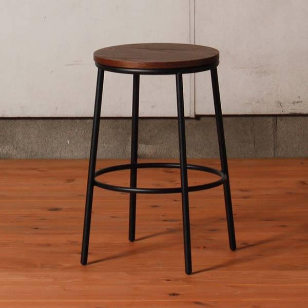 スツール おしゃれ 木製椅子 作業椅子 おしゃれ アンティーク風 椅子 北欧 ヴィンテージ風 背もたれなし カフェチェアー アイアン ミッドセンチュリー スツール レトロ イス ダイニング いす リビングチェア ワークチェア 人気 おすすめ 通販 楽天