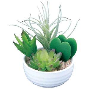 光触媒 観葉植物 フェイク 寄せ植えラブリー 高さ15cm テーブルタイプ ミニ観葉植物 ミニ 人工観葉植物 花 グリーン 造花 母の日ギフト 母の日 フェイクグリーン プレゼント 人工植物 鉢植え