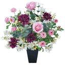 光触媒 観葉植物 花 フラワーアレンジメント 人工観葉植物 アレンジメンドフラワー フラワー 母の日 ピンク 玄関 ダイニング ディスプ…