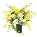 光触媒 花 観葉植物 フラワーアレンジメント 人工観葉植物 アレンジメンドフラワー フラワー ローズ バラ プレゼント 母の日 ダイニン…