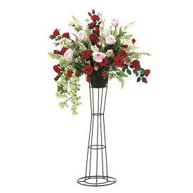 造花 スカーレットローズ 光触媒 おしゃれ 人気 インテリア アートフラワー 観葉植物 ギフト 花