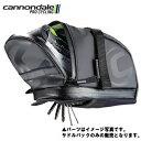 Cannondale キャノンデール スピードスター2 シートバッグ スモール BLK CU4070SM01 サドルバック