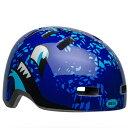 ベル 子供 ヘルメット リルリッパー BELL LIL RIPPER ブルーアイズ UC(47-54cm) 7104358