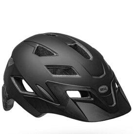 BELL ベル 子供 ヘルメット サイド トラック BELL SIDETRACK マットブラック/シルバーフラグメント UY(50-57cm) 7088998
