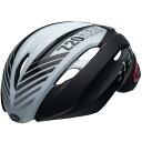 ロードバイク ヘルメット Z20 エアロ BELL Z20 AERO Mips ブラック/ホワイト/クリムゾン Lサイズ(58-62cm) 7105998