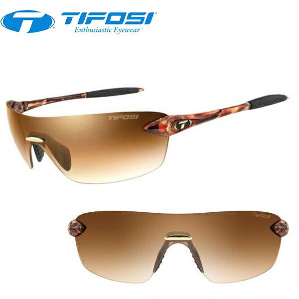 TIFOSI (ティフォージ) 自転車 サングラス VOGEL2.0 ウ゛ォーゲル2.0 トータス・ブラウングラディエント 1160401079