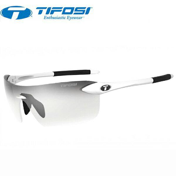 TIFOSI (ティフォージ) 自転車 サングラス VOGEL2.0 ウ゛ォーゲル2.0 パールホワイト・スモークグラディエント 1160401180
