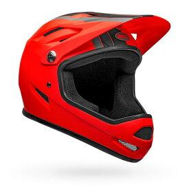 子供 ヘルメット フルフェイス ベル サンクション BELL SANCTION マット オレンジ/ブラック M(55-57cm) BMX マウンテンバイク ヘルメット