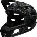 ベル スーパー AIR R ミップス BELL SUPER AIR R MIPS ブラック カモ L(58-62cm) マウンテンバイク ヘルメット