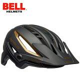 BELLベルヘルメットSIXERシクサーFHマットブラック/ゴールドマウンテンバイクヘルメット