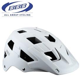 BBB ヘルメット ナンガ [BHE-54] ホワイト