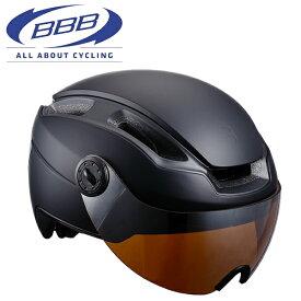 BBB ヘルメット インドラ フェイスシールド [BHE-56F] ブラック