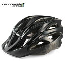 キャノンデール ヘルメット クイック CANNONDALE QUICK BK L/XL(58-62cm) CH4507U10LX 自転車