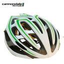 キャノンデール ヘルメット テラモ CANNONDALE TERAMO WHT/GRN L/XL(58-62cm) CH081016U43LX 自転車