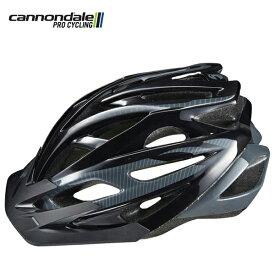 キャノンデール ヘルメット ラディウス CANNONDALE RADIUS Black/Gray S/M(52-58cm) CU4003SM03 自転車