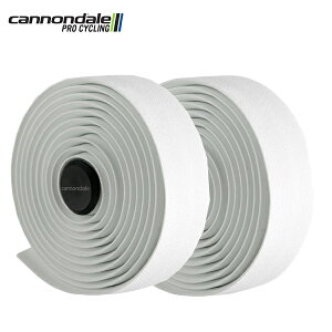 Cannondale キャノンデール SuedeCush バーテープ WH