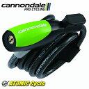 自転車 鍵 自転車ロック Cannondale キャノンデール ヘビーデューティーロック 0JA04/BLK