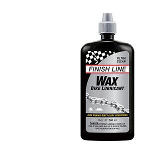 FINISH LINE フィニッシュ ライン ワックス バイク ルブリカント 240ml ボトル TOS06903 自転車 ケミカル