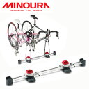 MINOURA ミノウラ VERGO-TF2 自転車搭載ベース(2台用) (ホイールサポート1台つき) 01423315000