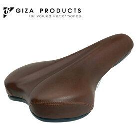ギザ プロダクツ 自転車 サドル GIZA PRODUCTS SDL21702 VL-3082 コンフォート サドル BRN サドル