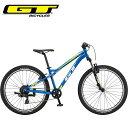 2021 GT キッズ 子供 自転車 ストンパー プライム 26 STOMPER PRIME 26 ブルー
