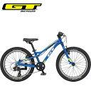 2021 GT キッズ 子供 自転車 ストンパー プライム 20 STOMPER PRIME 20 ブルー