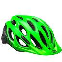 【BELL 自転車 ヘルメット】 「BELL TRAVERSE ベル トラバース」 アジアンフィット マットクリプトナイト/ガンメタル UA(54-61) 7087807