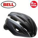 【BELL ロードバイク ヘルメット】 「BELL Crest R ベル クレストR」 マットブラック/ダークチタニウムスティング UA(54-61) 7072958 …
