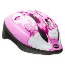 【BELL ヘルメット 子供】 「BELL Zoom 2 ベル ズーム2」 ピンクレインボーアニマル XS/S(48-54) 7072830 「SGマーク」付き ストライダ…