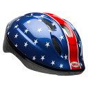 【BELL ヘルメット 子供】 「BELL Zoom 2 ベル ズーム2」 アメリカンスター M/L(52-56) 7096756 「SGマーク」付き ストライダー 子供 …