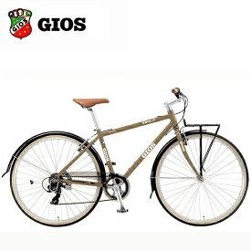 ジオス クロスバイク ジオス イソラ GIOS ESOLA ブラウン 2020