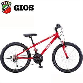 GIOS 子供 自転車 ジオス ジェノア GIOS GENOVA 24 24インチ レッド 2019