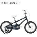 LOUIS GARNEAU ルイガノ K16 LG NAVY 16インチ キッズ 子供自転車