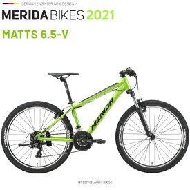 メリダ マウンテンバイク MERIDA MATTS 6.5-V EK72 (メリダ マッツ 6.10 V) 2019 モデル