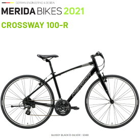メリダ クロスバイク MERIDA CROSSWAY 100 R ES42 (メリダ クロスウェイ 100 R) 2019