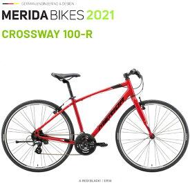 メリダ クロスバイク MERIDA CROSSWAY 100 R EK53 (メリダ クロスウェイ 100 R) 2019