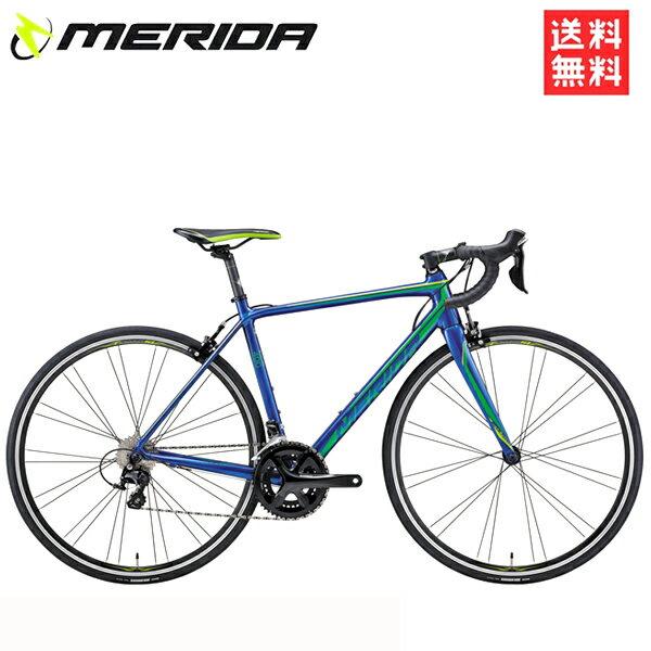 メリダ ロードバイク スクルトゥーラ 400 2018 「MERIDA SCULTURA 400」 EB53 送料無料 ロードバイク