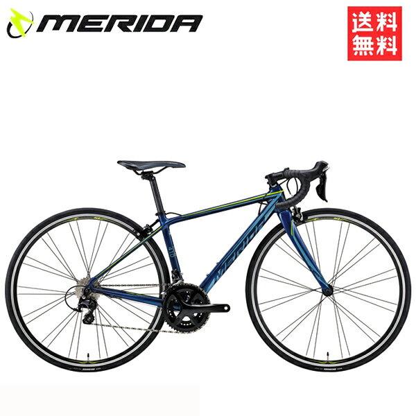 【型落ち 特価】 メリダ ロードバイク スクルトゥーラ 410 2018 「MERIDA SCULTURA 410」 EB54 送料無料 ロードバイク