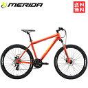 メリダ マウンテンバイク MERIDA MATTS 6.10 MD ER23 2018 モデル