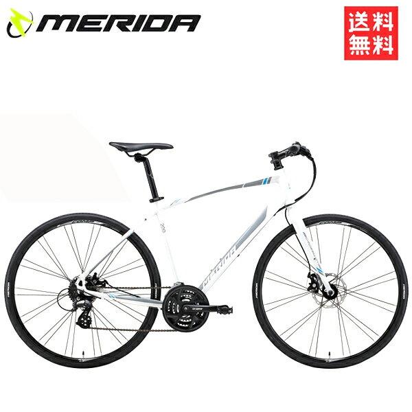 メリダ クロスバイク クロスウェイ 200 MERIDA CROSS WAY 200 MD EW02 2018 モデル 送料無料 クロスバイク
