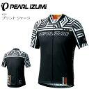 PEARL IZUMI (パールイズミ) 621-B プリントジャージ 36,ジオメトリック